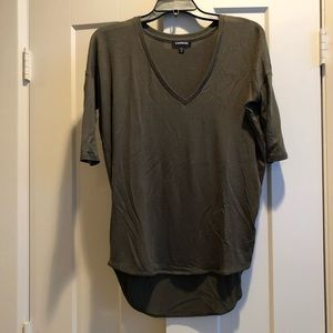 Express Short Sleeve Top